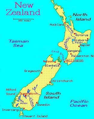 New Zealand Details